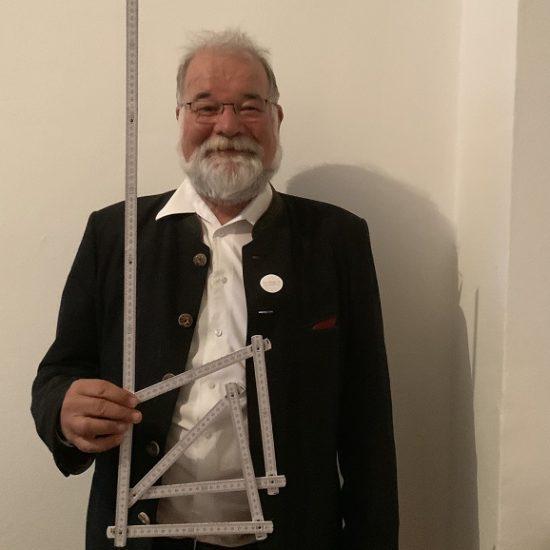 Foto von minga member Dr. Johannes Bauer